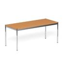 Tables de repas-Bureaux plats-Tables-USM Haller Table Wood-USM
