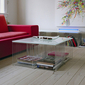 Panton coffee table