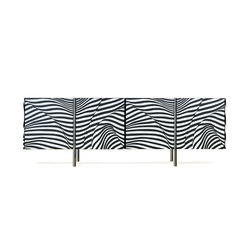 WOGG AMOR Stripe Sideboard | Buffets / Commodes | WOGG