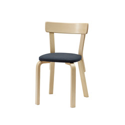 Chair 69 | Visitors chairs / Side chairs | Artek