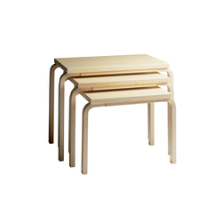 Nesting Table 88A/B/C | Tables gigognes | Artek