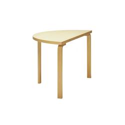 Aalto table half round 95 |  | Artek