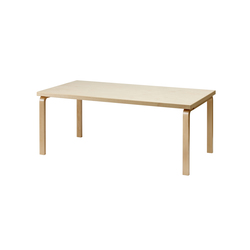 Aalto table rectangular 83 | Tables de repas | Artek