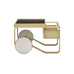 Tea Trolley 900 | Carritos | Artek