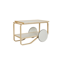 Tea Trolley 901 | Trolleys | Artek
