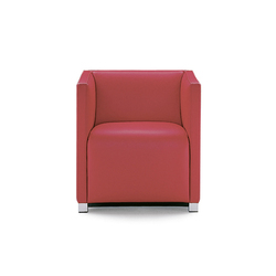 Cubica Fauteuil | Loungesessel | Wittmann