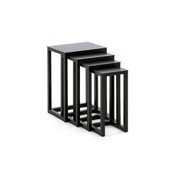 Hoffmann Nesting Tables | Side tables | Wittmann