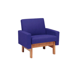 Accent easy chair | Poltrone lounge | Swedese