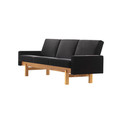 Accent 3-seater | Sofás lounge | Swedese