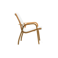 Laminett easy chair | Lounge chairs | Swedese
