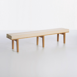 Kamón 373/374 | Waiting area benches | Karl Andersson