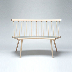 Along | Upholstered benches | PYRA