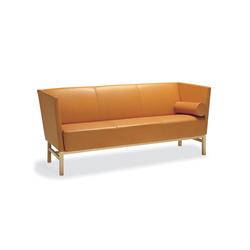 Minimal 3-Sitzer Sofa | Lounge sofas | Materia