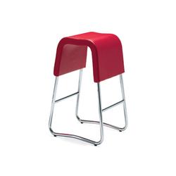 Plint barstool | Bar stools | Materia