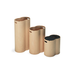 Vågspel wastebasket | Waste baskets | Materia