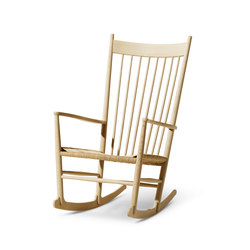 Wegner J16 Rocking Chair | Sillones | Fredericia Furniture