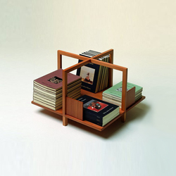 Carosello | Magazine holders / racks | Woodesign