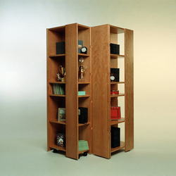 Sesamo | Shelving systems | Woodesign