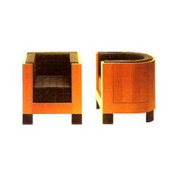 Cubo and Sfera armchairs |  | Sawaya & Moroni