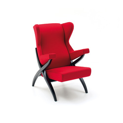Fiorenza Armchair | Lounge chairs | ARFLEX