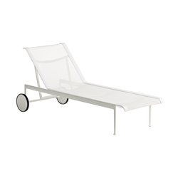 1966 Chaise longue réglable | Méridiennes de jardin | Knoll International