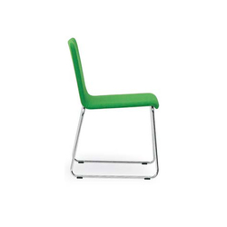 Mono Light chair | Visitors chairs / Side chairs | OFFECCT