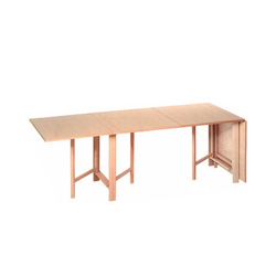 Folding Table | Mi 901 | Mesas comedor | Bruno Mathsson International