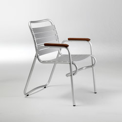 Alu 7 chair | Garden chairs | seledue