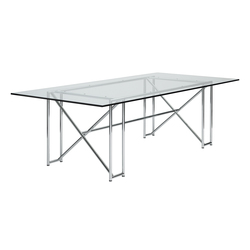 Double X | Dining tables | ClassiCon