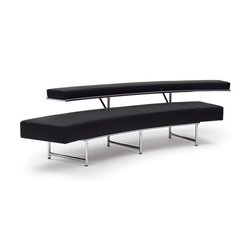 Monte Carlo | Waiting area benches | ClassiCon