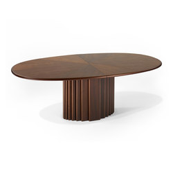 Oval-Tisch | Tables de repas | Röthlisberger Kollektion