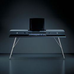 Unicomputertisch | Computer desks | Atelier Alinea