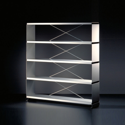 Aluregal | Office shelving systems | Atelier Alinea