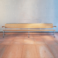 The garden bench | Garden benches | Atelier Alinea