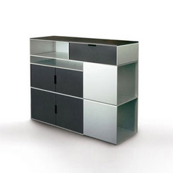 Bookcase 429 [System Furniture T71] | Armadi ufficio | Patrick Lindon