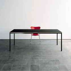 Lehni table | Escritorios individuales | Lehni