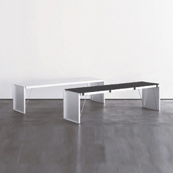Office bench/sideboard | Garden benches | Lehni