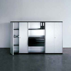 Cupboard/Shelf | Armadi ufficio | Lehni