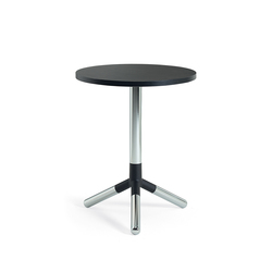 Obi pillar table | Mesas auxiliares | Materia