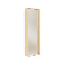 Kvadrat wall mirror | Spiegel | Materia
