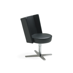Centrum easy chair | Sedie visitatori | Materia