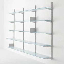 Continua Glass | Shelving systems | Pallucco