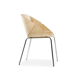 Baba Stuhl 1626-10 | Multipurpose chairs | Plank