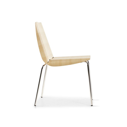 Millefoglie chair 1620-20 | Multipurpose chairs | Plank