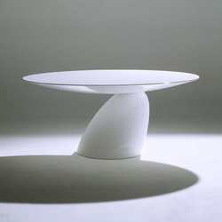 Parabel Dining Table | Dining tables | ADELTA