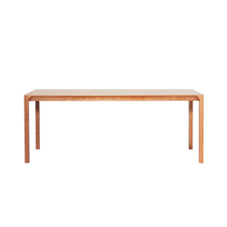 Arc dining table | Dining tables | ASPLUND