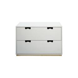 Snow Cabinet A2 | Aparadores | ASPLUND