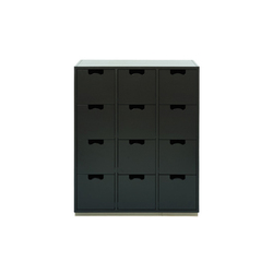 Snow Cabinet B | Sideboards / Kommoden | ASPLUND