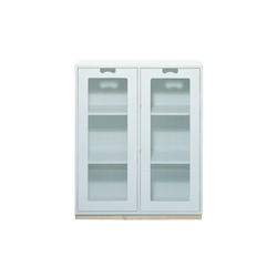 Snow Cabinet E | Display cabinets | ASPLUND