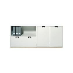 Snow Office LC | LD | Sideboards / Kommoden | ASPLUND